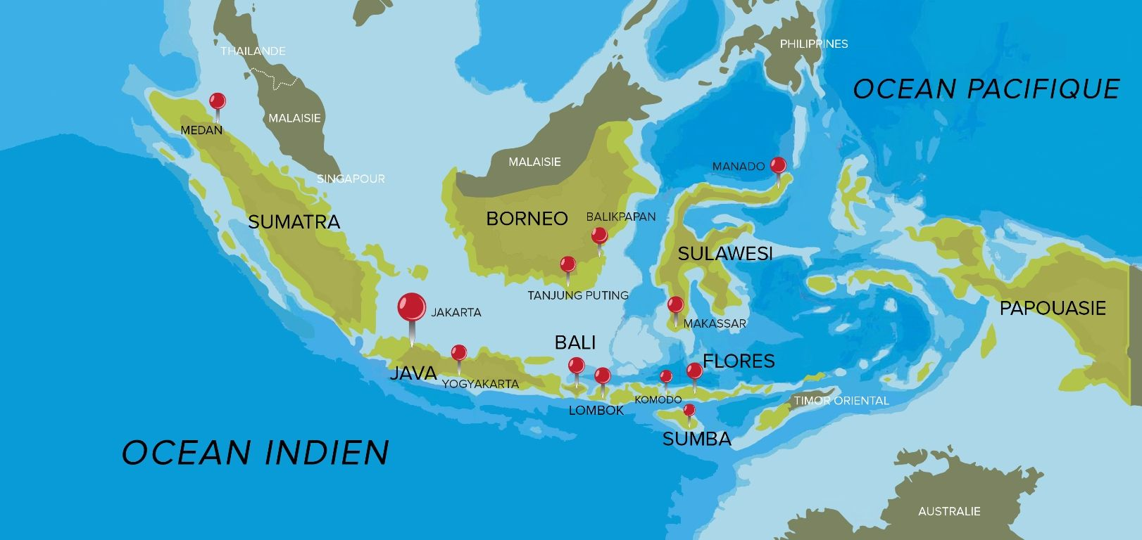 Carte Inde Bali.Agence De Voyage Locale Bali Indo Voyage Indonesie Sur Mesure