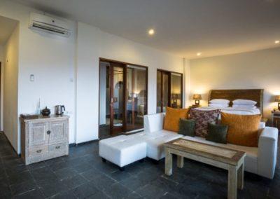 hotel luxe ubud rizieres