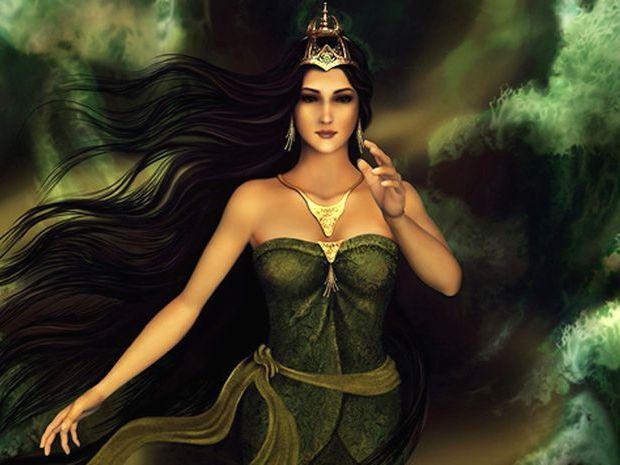Nyai Loro Kidul, la reine de la mer du Sud7 min read