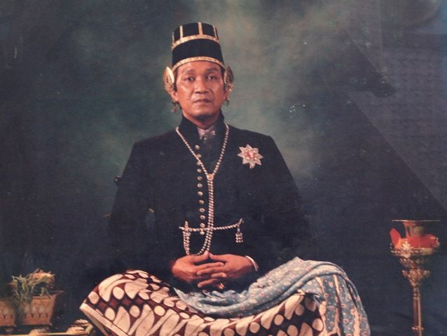 Le kraton de Yogyakarta6 min read