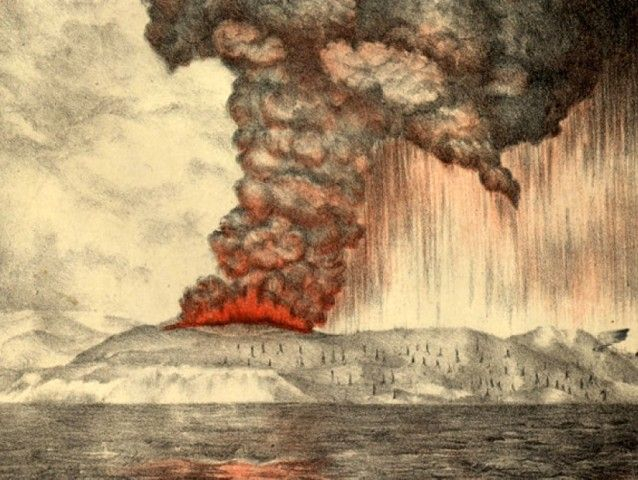 volcan krakatoa