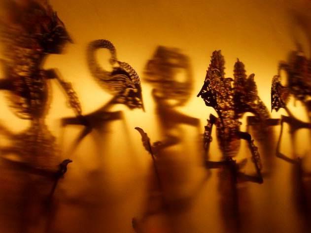 wayang kulit theatre d'ombre